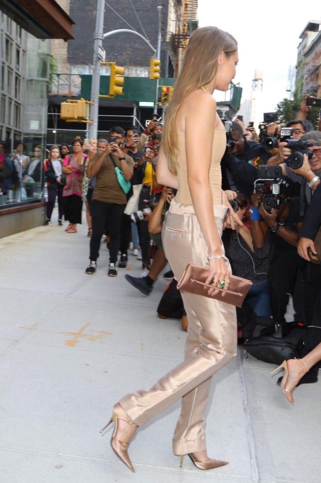 Bella Hadid, Gigi Hadid Sexy (24 Photos)