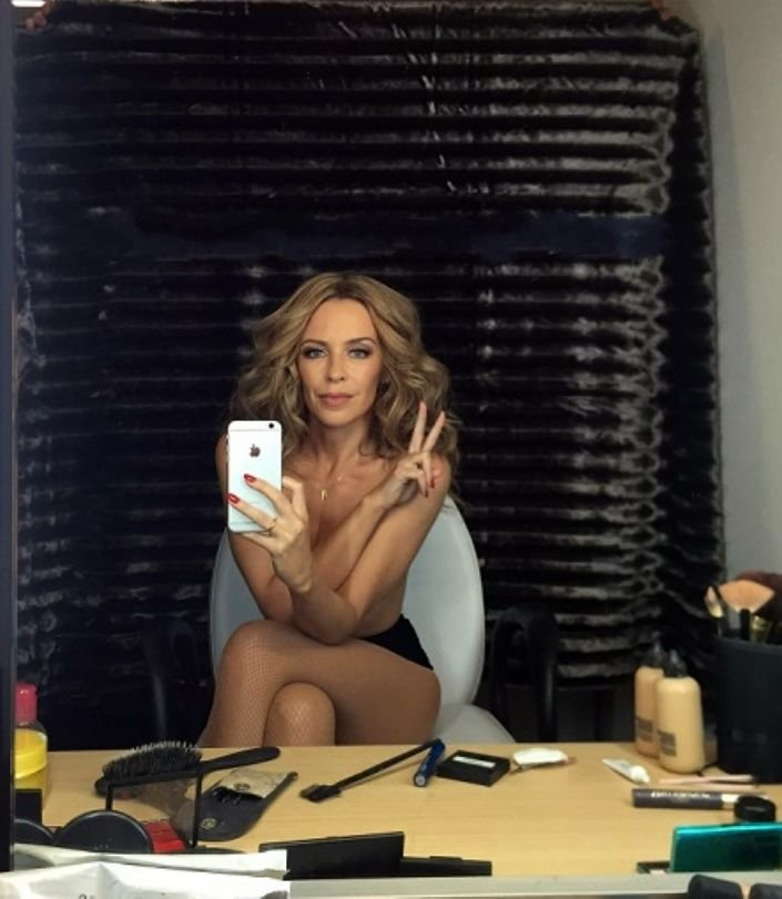 Kylie Minogue Nude Leaked The Fappening (1 Photo)