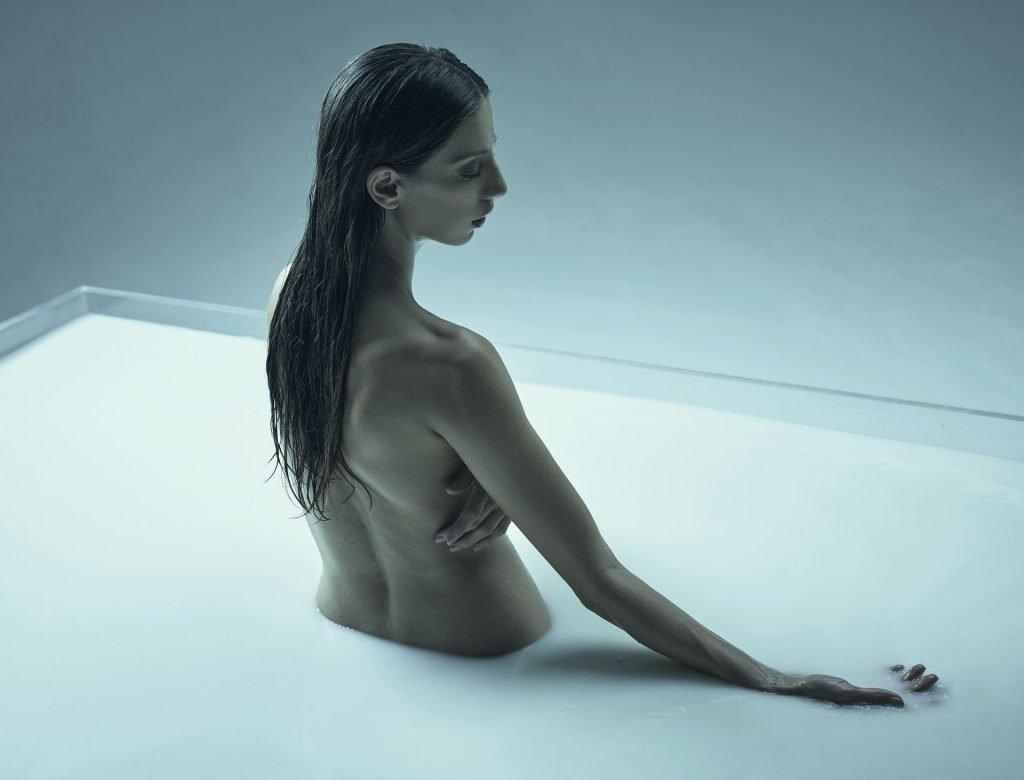 Angela Sarafyan Nude (12 Photos)