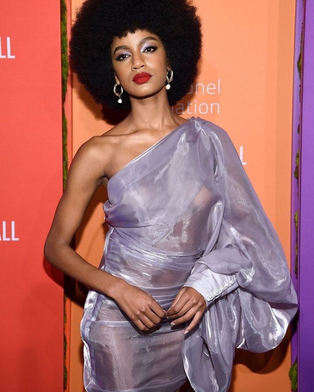 Ebonee Davis See Through (21 Photos)