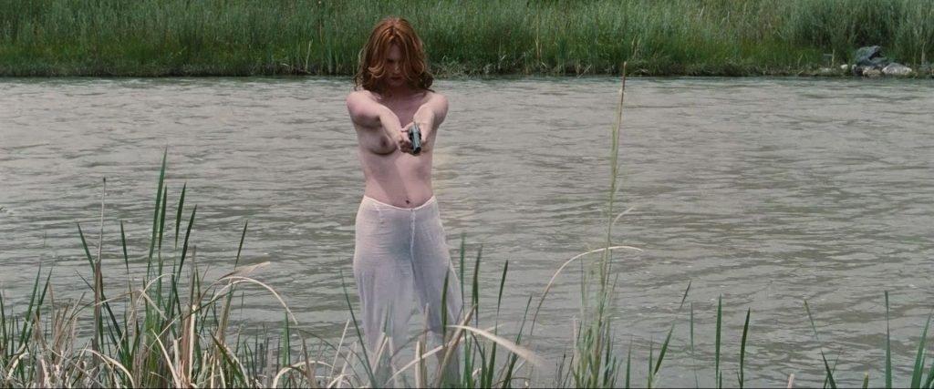 January Jones Nude – Sweetwater (6 Pics + GIF & Video)