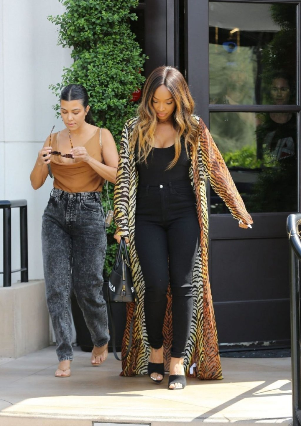 Kourtney Kardashian, Malika Haqq Sexy (83 Photos)