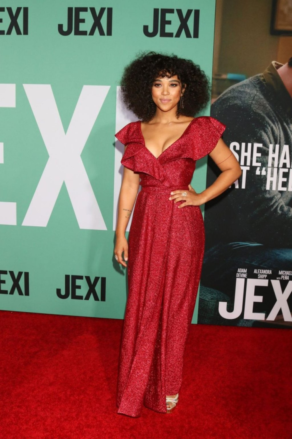 Alexandra Shipp Sexy (20 Photos)