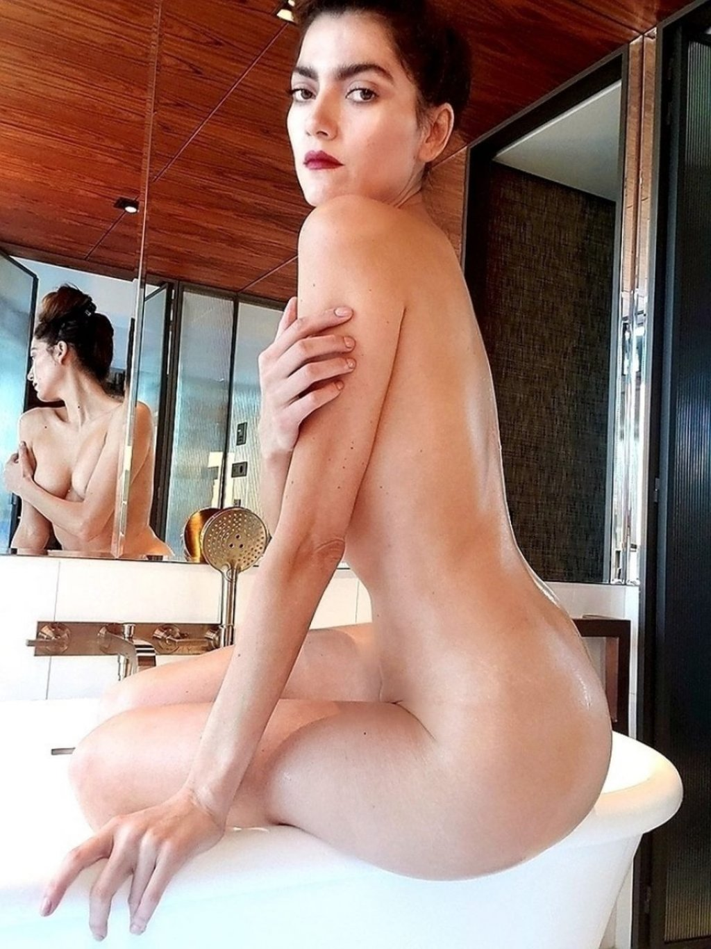 Blanca Blanco Nude (5 Photos)