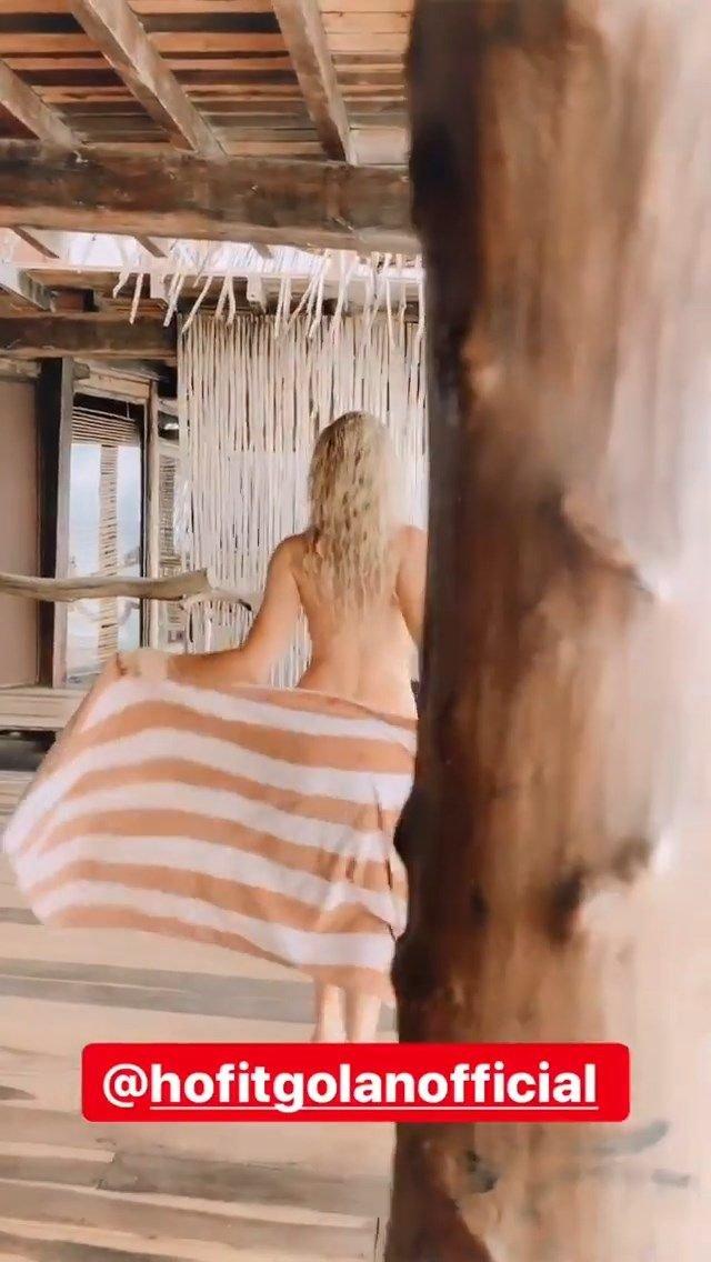 Hofit Golan Nude & Sexy (19 Pics + Video)