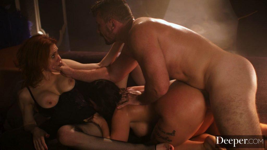 Maitland Ward, Ivy Lebelle Nude – Deeper (30 Pics + Video)