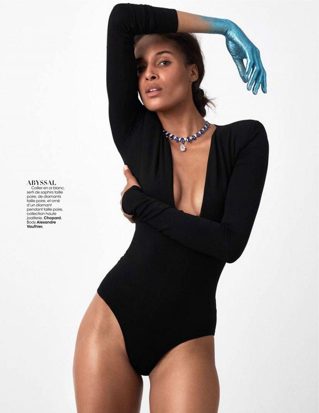 Cindy Bruna Sexy & Topless (12 New Photos)