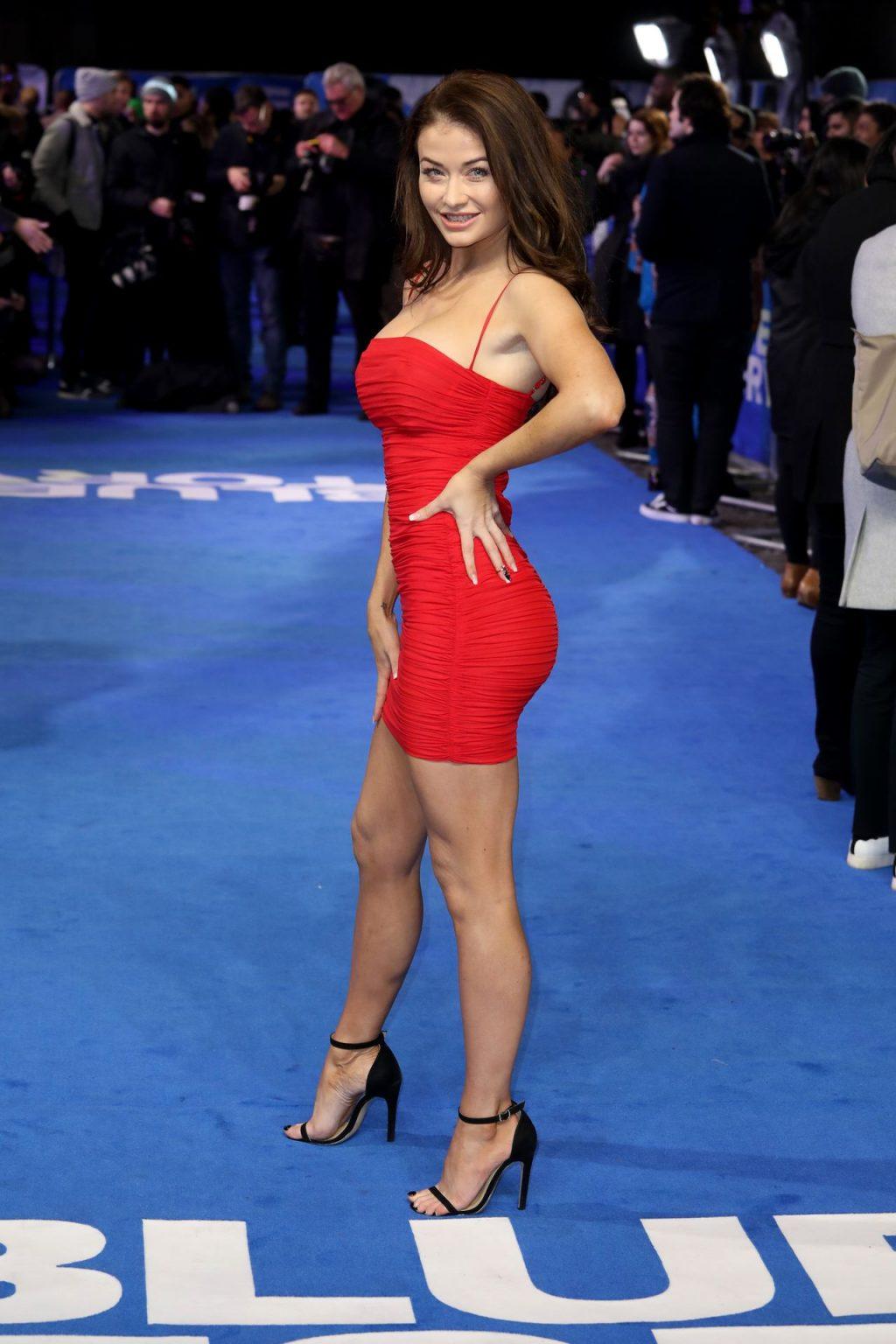 Jess Impiazzi Sexy (12 Photos)