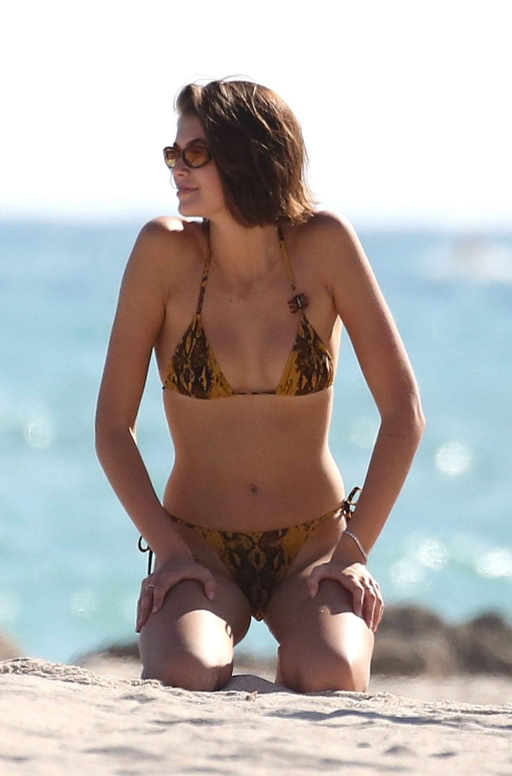 Kaia Gerber Sexy (98 Photos)