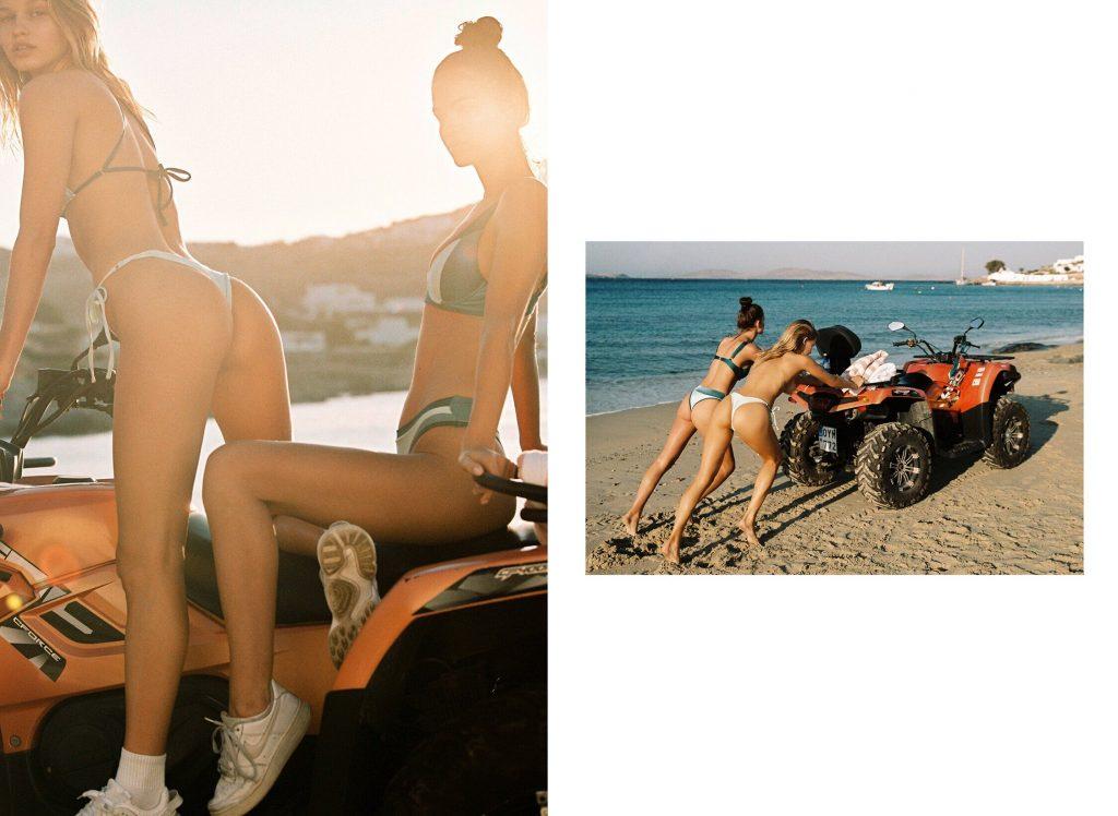 Robin Marjolein Holzken, Lotta Maybelake Nude & Sexy (153 Photos)