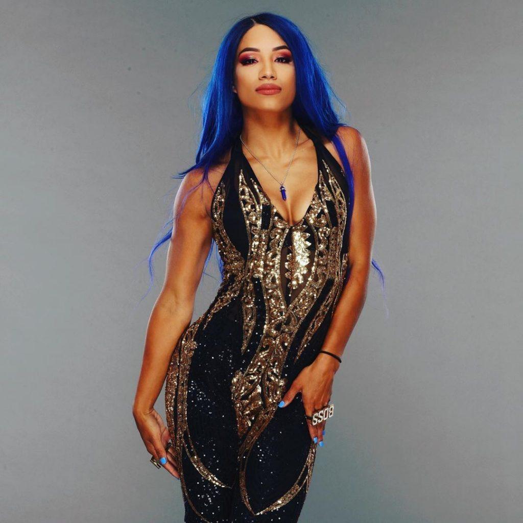 Sasha Banks Sexy (72 Photos)