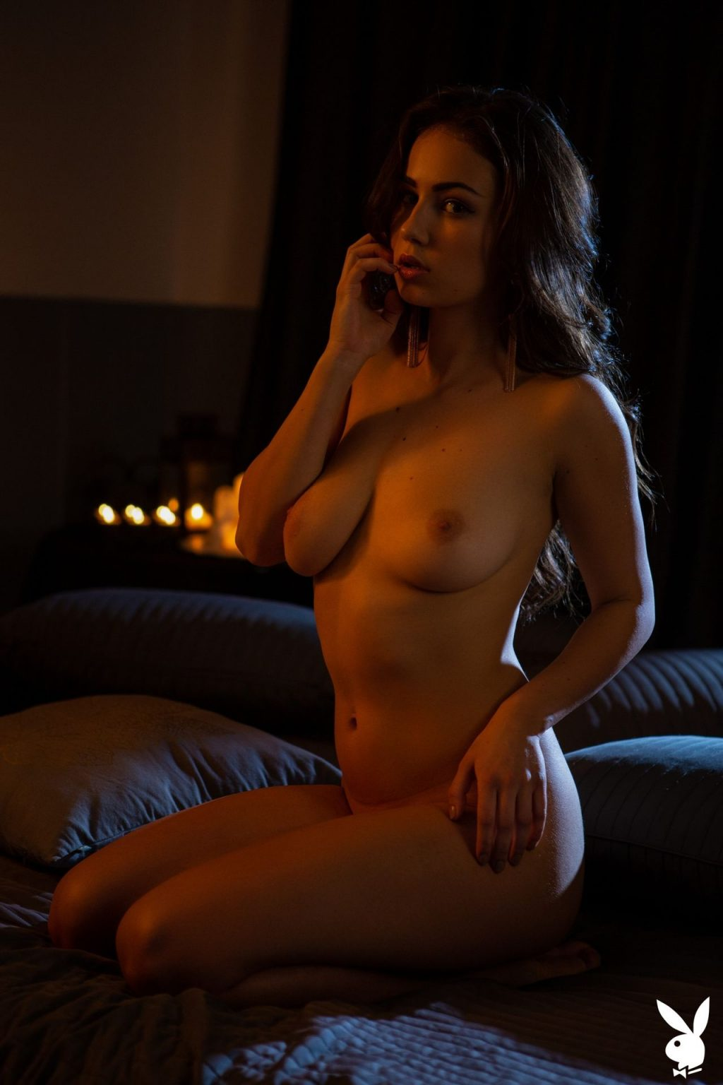 Sophie Limma Nude – Moonlit Affair (35 Photos + GIFs & Video)