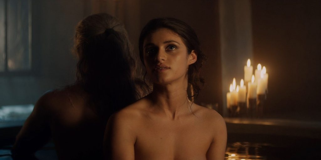 Anya Chalotra Nude – The Witcher (25 Pics + GIFs & Video)