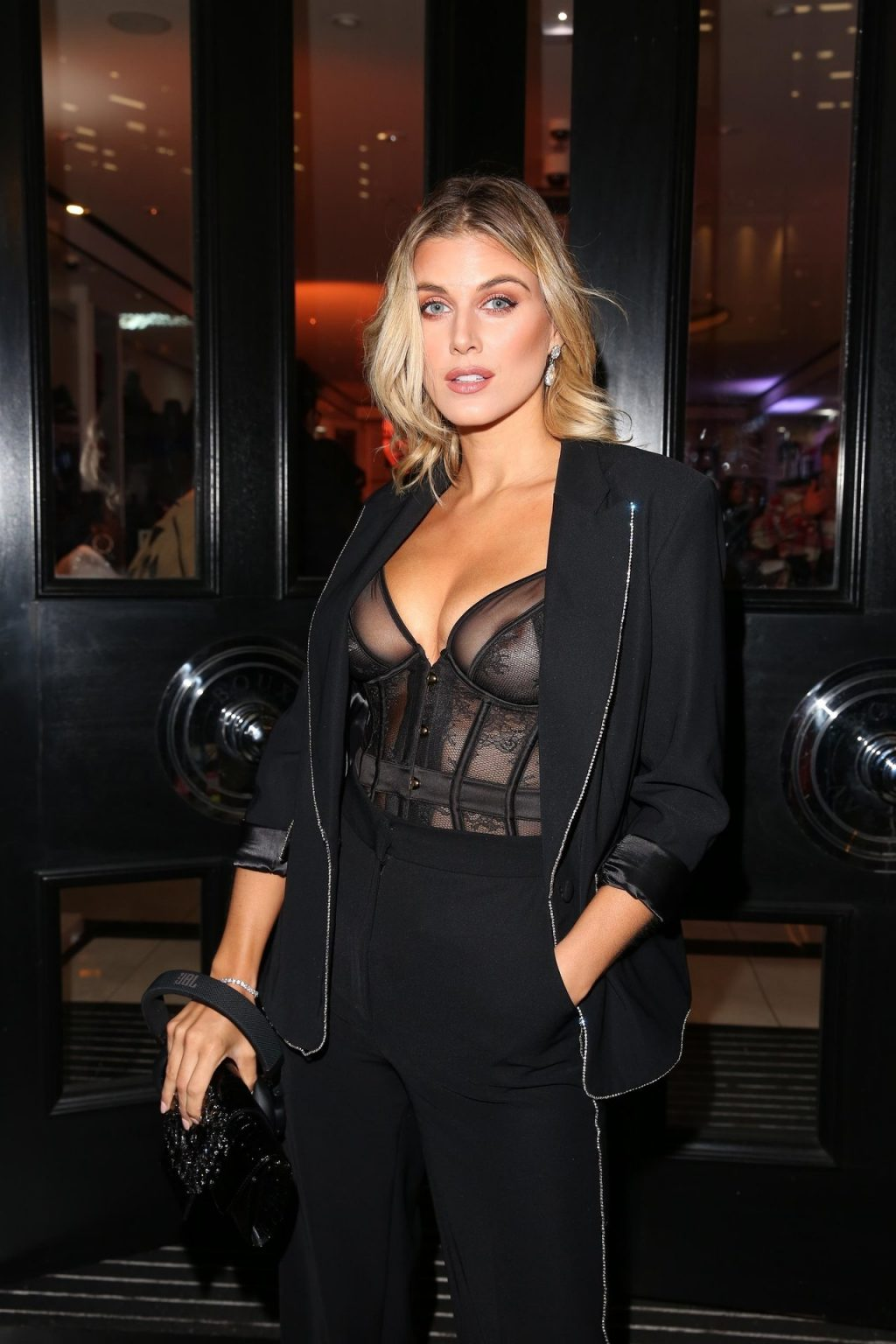 Ashley James See Through (115 Photos)