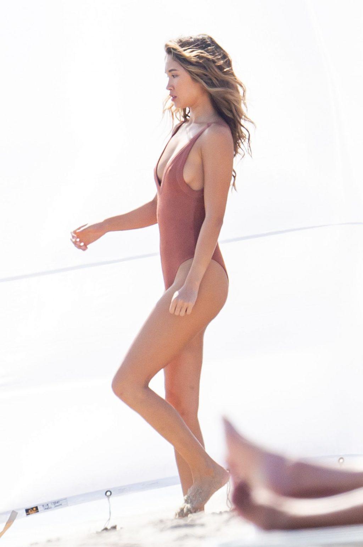 Jocelyn Chew, Erin Heatherton Sexy (53 Photos)