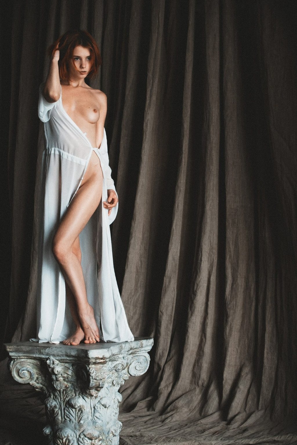 Marta Gromova Nude (7 New Photos)
