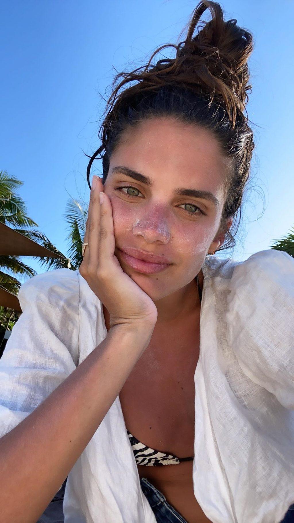 Sara Sampaio Nip Slips & Sexy (61 Photos)
