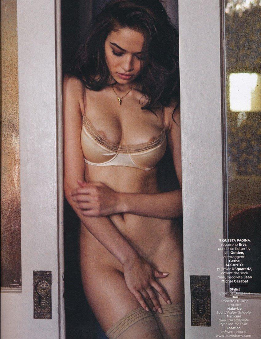 Shanina Shaik Nude & Sexy Collection (100 Photos + Video)