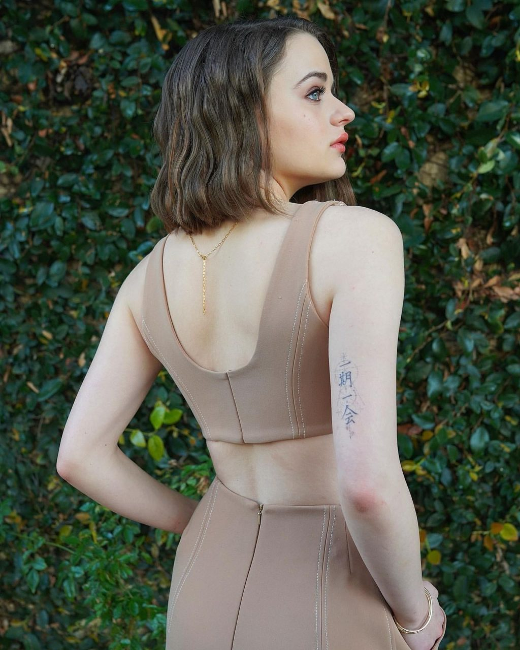 Joey King Flaunts Her Cleavage at the 2020 SAG Red Carpet Rollout (55 Photos)