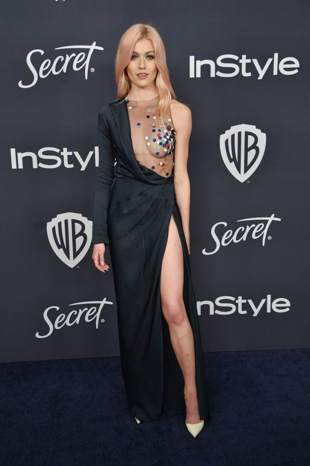 Katherine McNamara See Through (9 Photos)