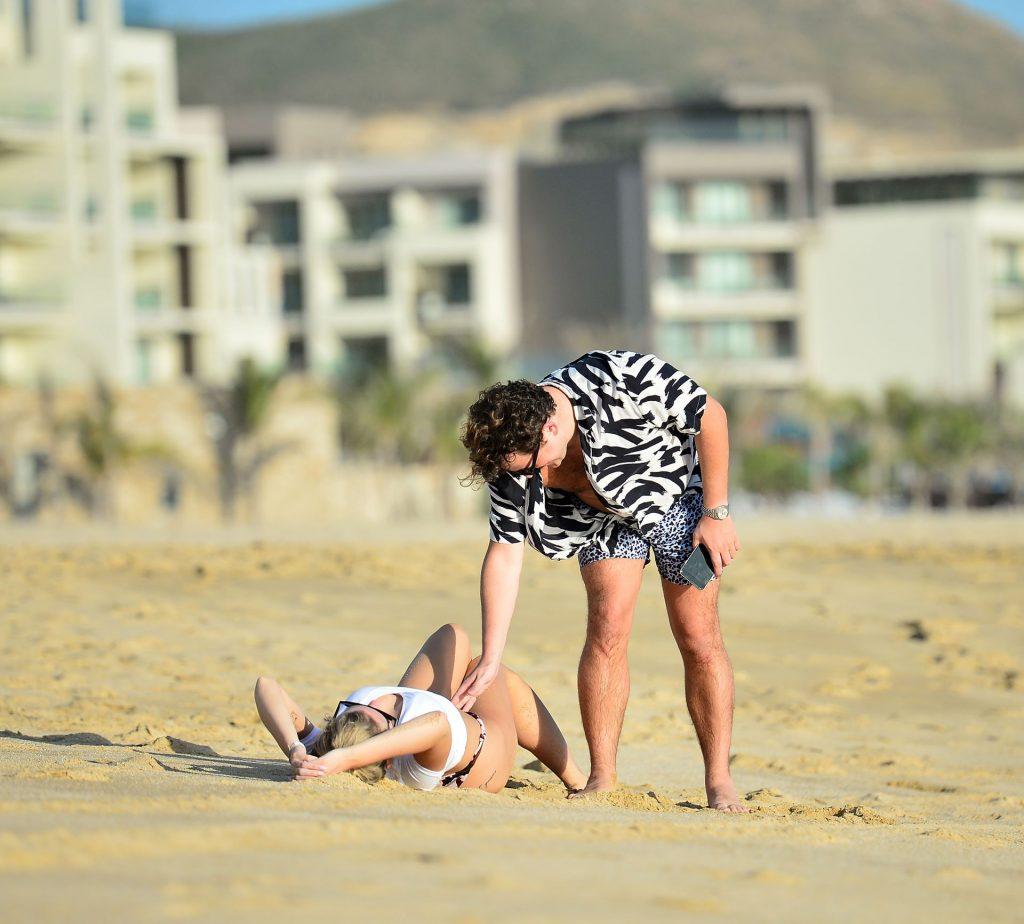 Lottie Moss Displays Her Amazing Bikini body in Mexico (29 Photos)