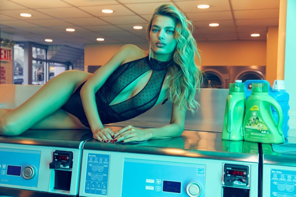 Bregje Heinen Poses for a New Lingerie Campaign (13 Photos)