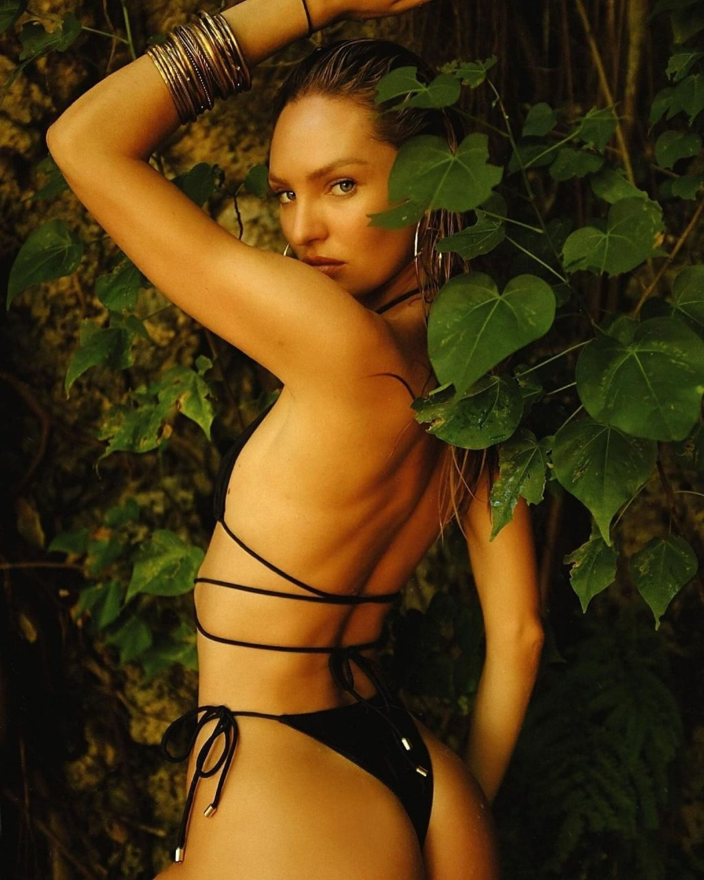Candice Swanepoel Presents Tropic of C Collection (9 Photos)