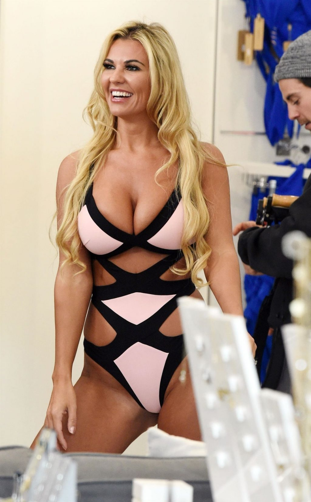 Christine McGuinness Looks Sensational as She Films Scenes For the Real Housewife of Cheshire (72 Photos)