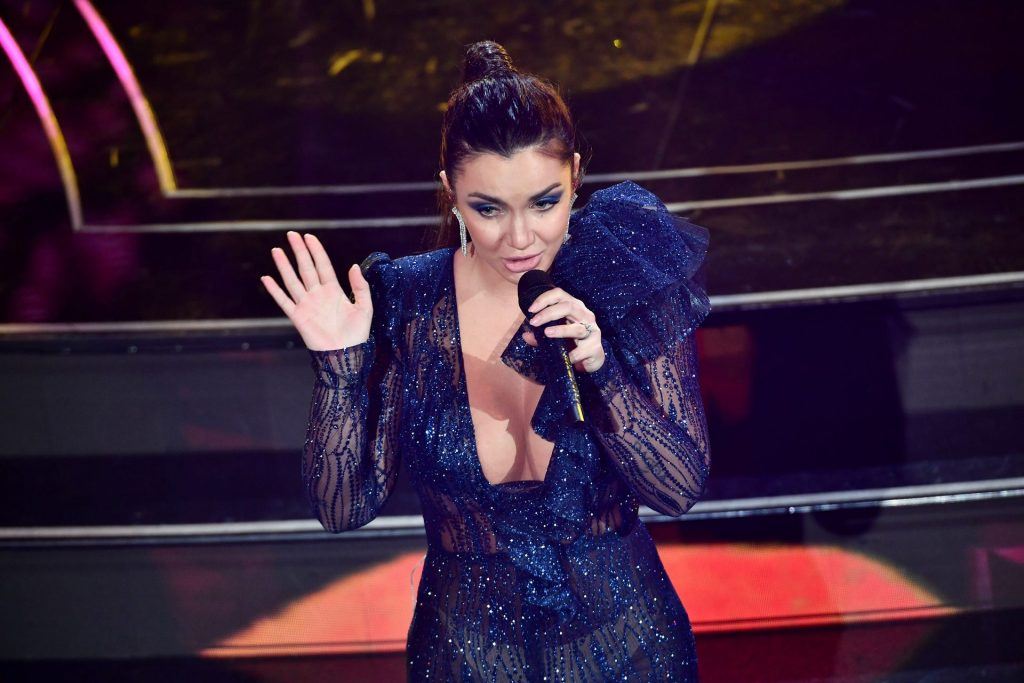 Elettra Lamborghini Performs at the 70th Italian Song Festival in Sanremo (55 Photos)