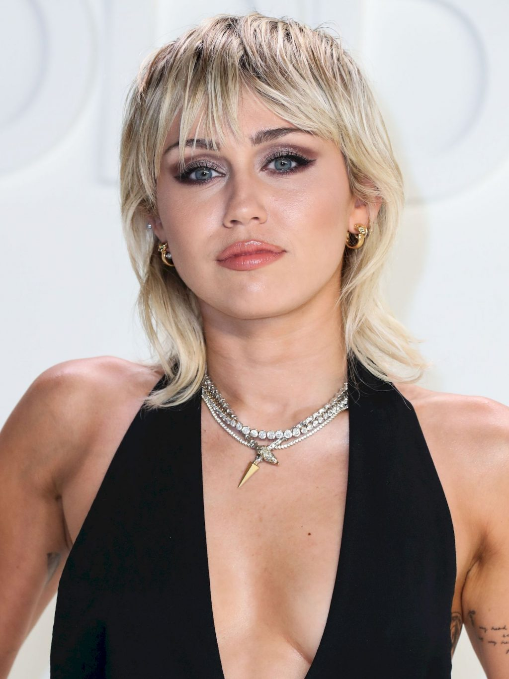 Miley Cyrus Looks Sexy at the Tom Ford Autumn/Winter 2020 Fashion Show (93 Photos)