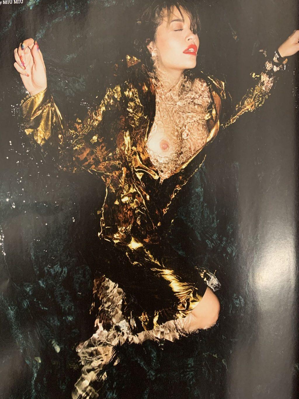 Rita Ora Nude & Sexy – LOVE (11 Photos)