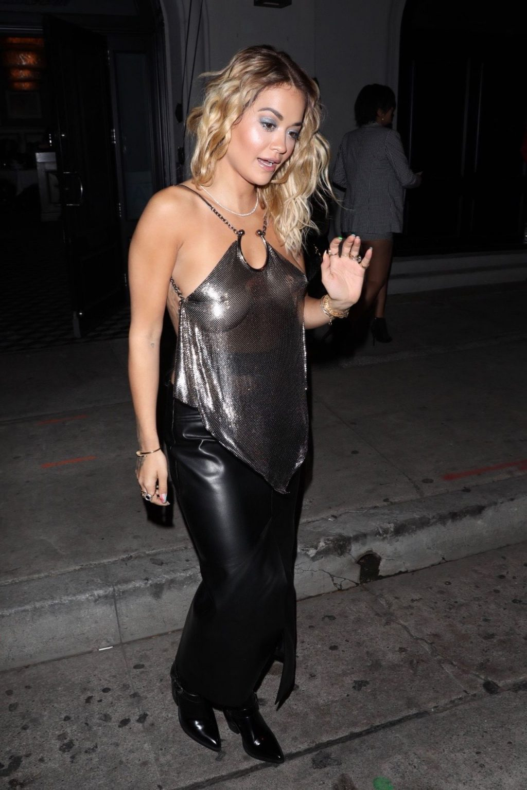 Rita Ora Wears a Revealing Top in West Hollywood (43 Photos)
