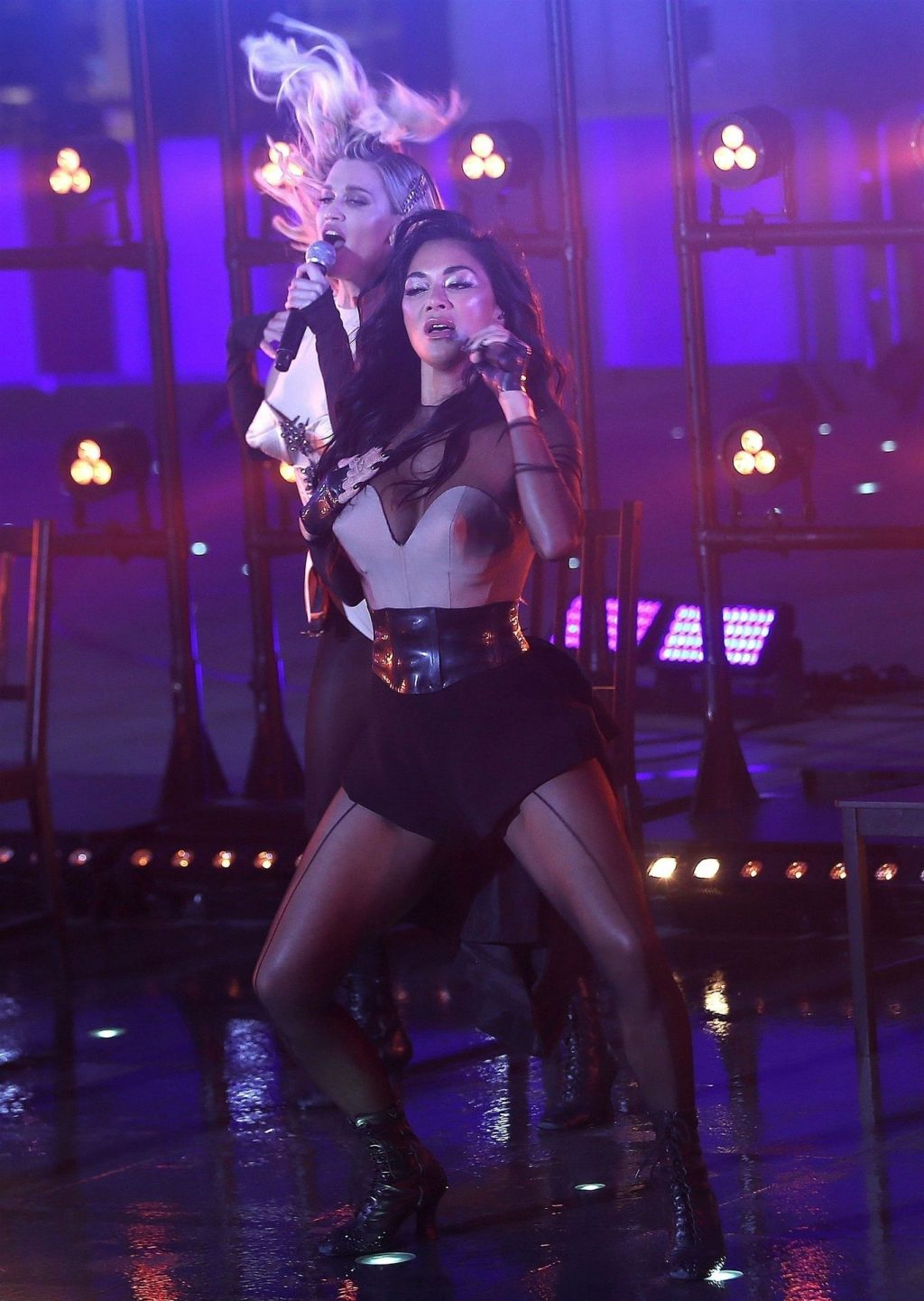 The Pussycat Dolls Performs at the BBC for the One Show (92 Photos)