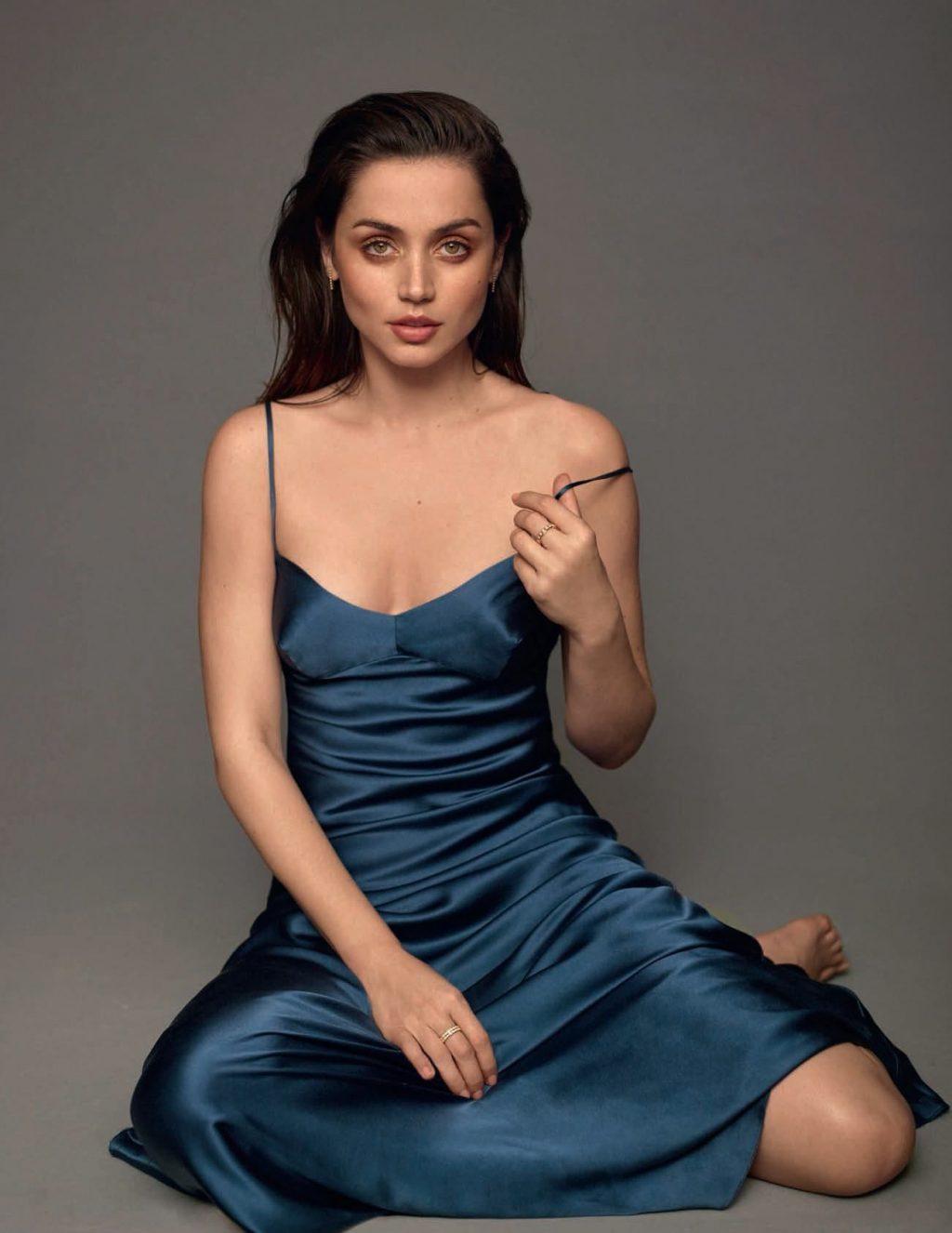 Ana de Armas Sexy – Vogue Spain April 2020 Issue (23 Photos)
