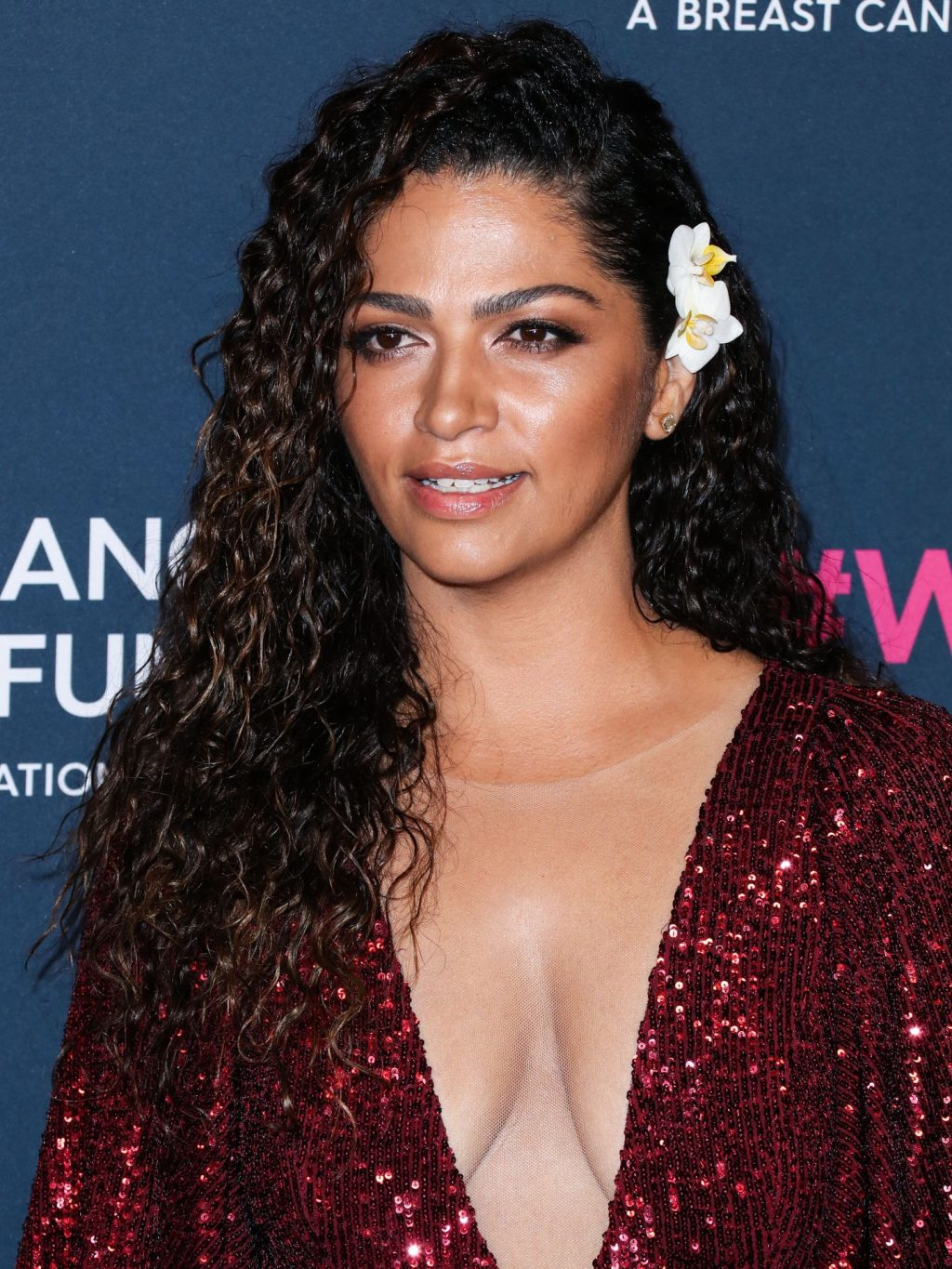 Camila Alves McConaughey Shows Off Her Cleavage at The Event in Beverly Hills (39 Photos)