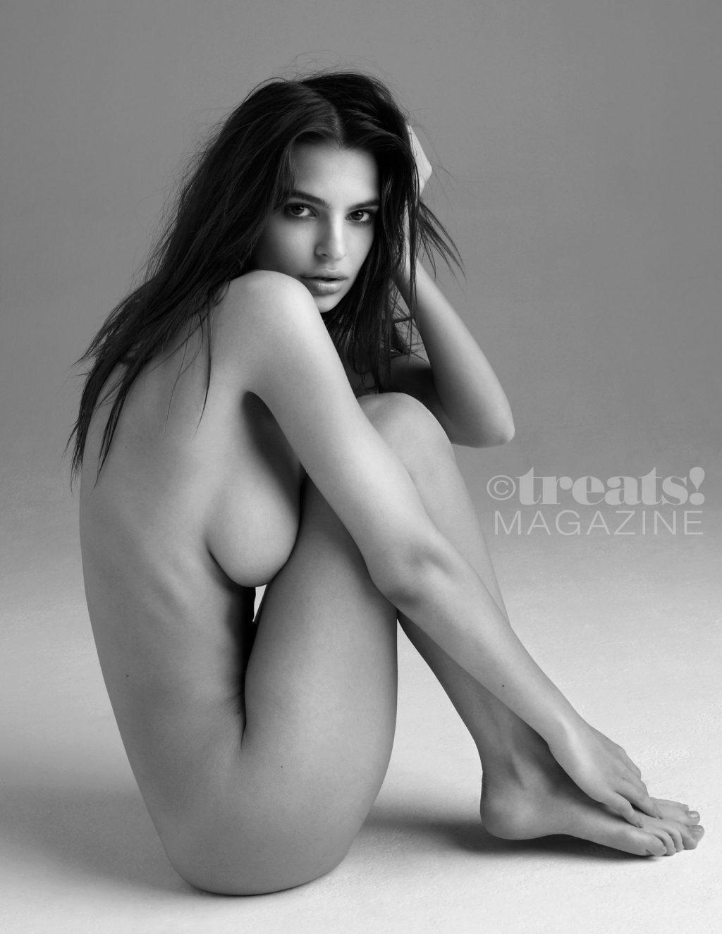 Emily Ratajkowski Nude – treats! Outtakes (10 Photos)