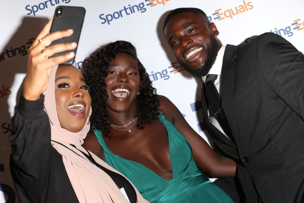 Mike Boateng & Priscilla Anyabu Are Seen at British Ethnic Diversity Sports Awards (171 Photos)