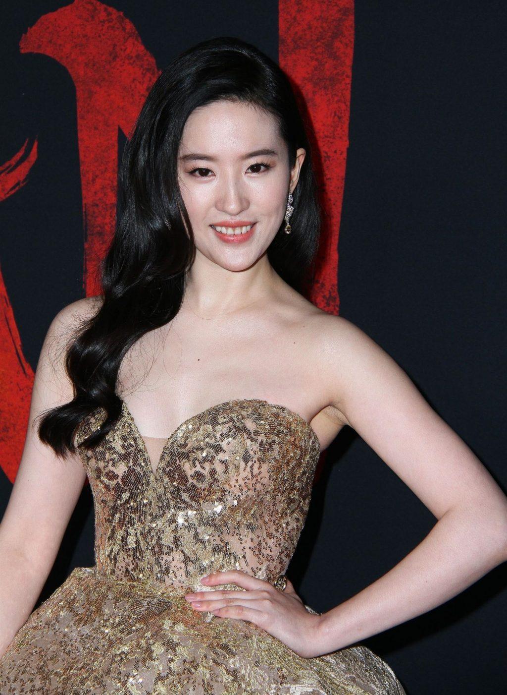 Yifei Liu Nude, Sexy, The Fappening, Uncensored - Photo