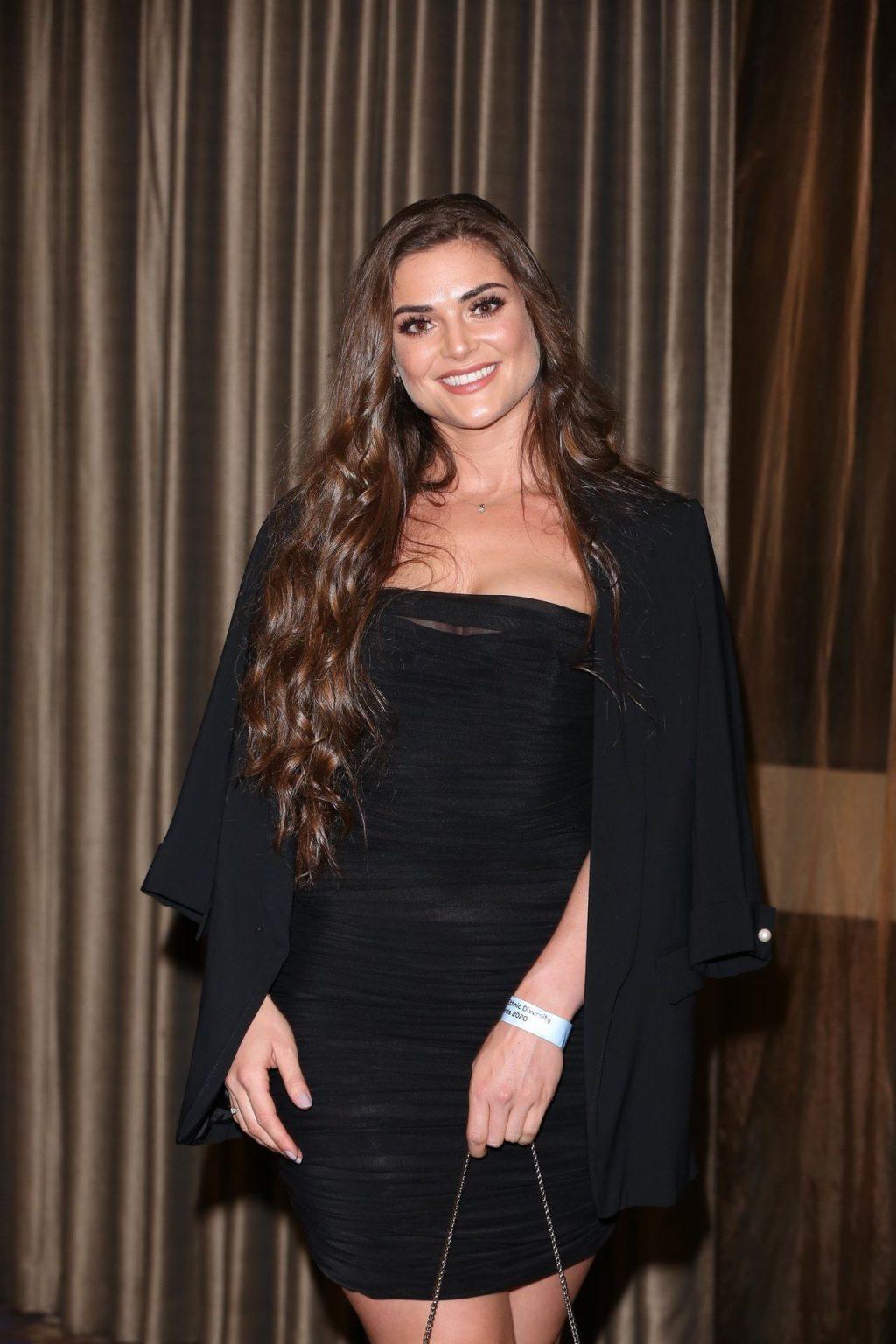 Frankie aka Tinker Taylor was Seen at British Ethnic Diversity Sports Awards (17 Photos)