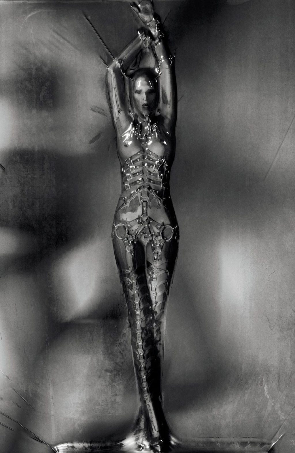 Catherine McNeil Nude (5 Photos)