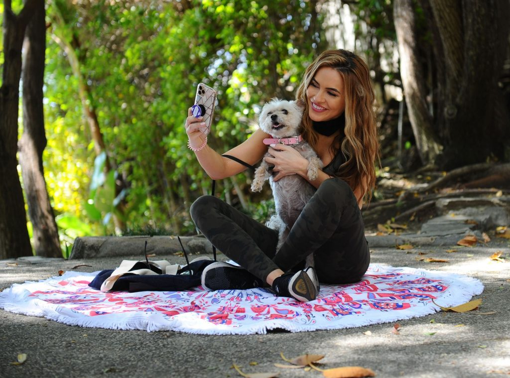 Chrishell Stause Flaunts Her Sexy Body in LA (9 Photos)