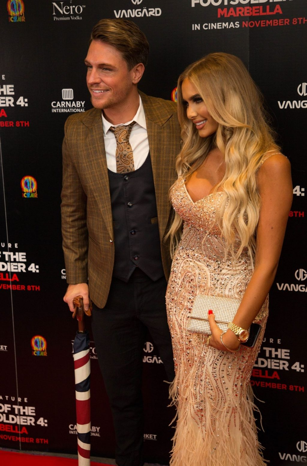 Daisey O'Donnell Turns Heads with Hubby Tom Zanetti (17 Photos)