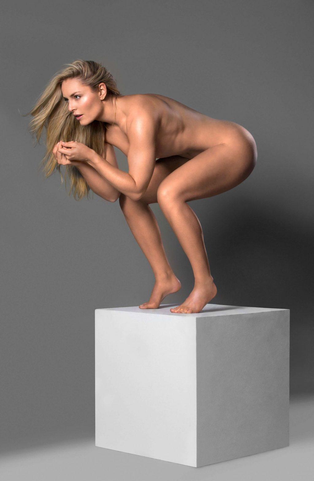 Lindsey Vonn Hot (2 Photos)