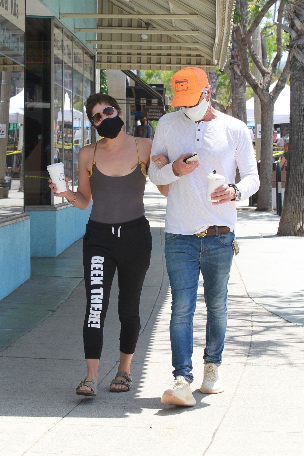 Selma Blair & Ron Carlson Share Some PDA on Mother's Day (111 Photos)