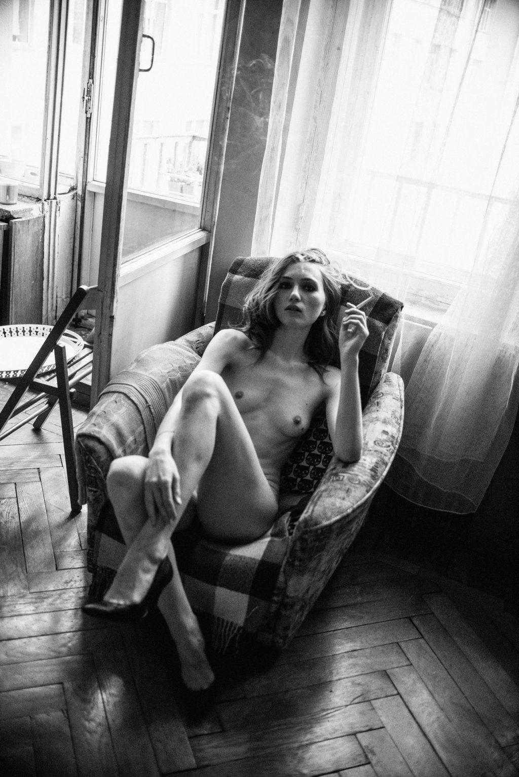 Alexandra Nilova Nude (4 Photos)