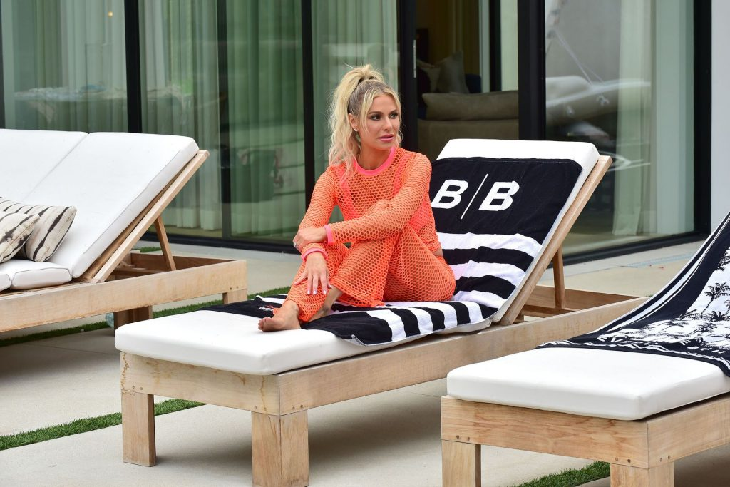 Dorit Kemsley Presents Her Swimsuit and Cover-Ups Line (15 Photos)