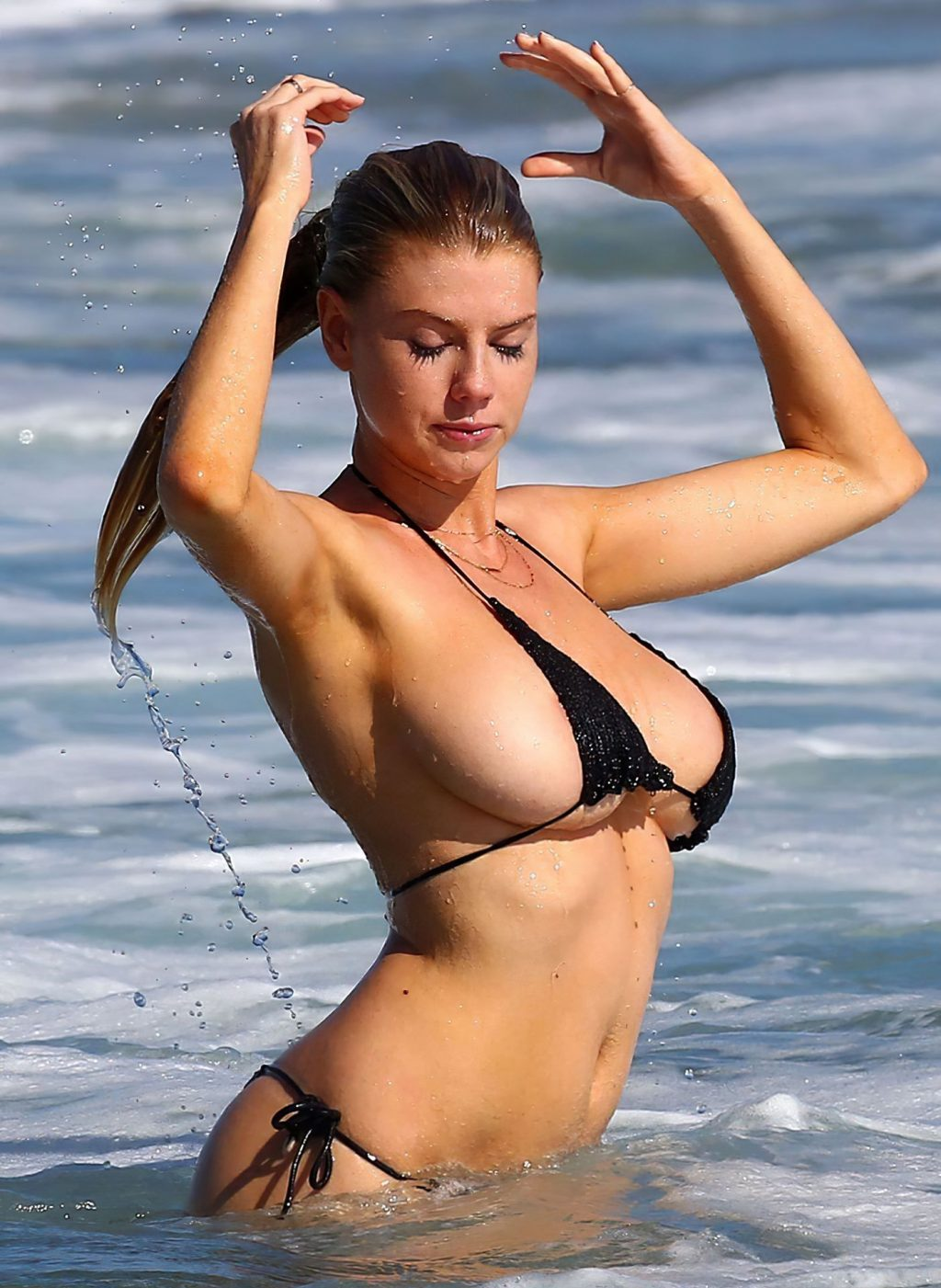 Charlotte McKinney Nude – As If (44 Photos)