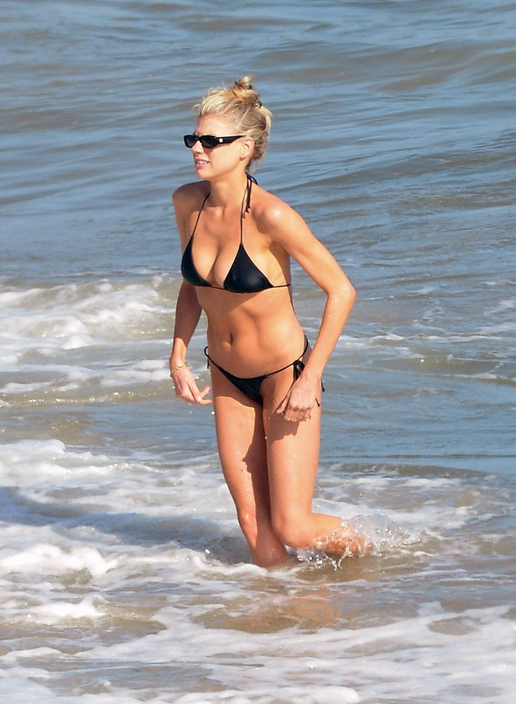 Charlotte McKinney Takes to The Beach in Malibu (69 Photos)