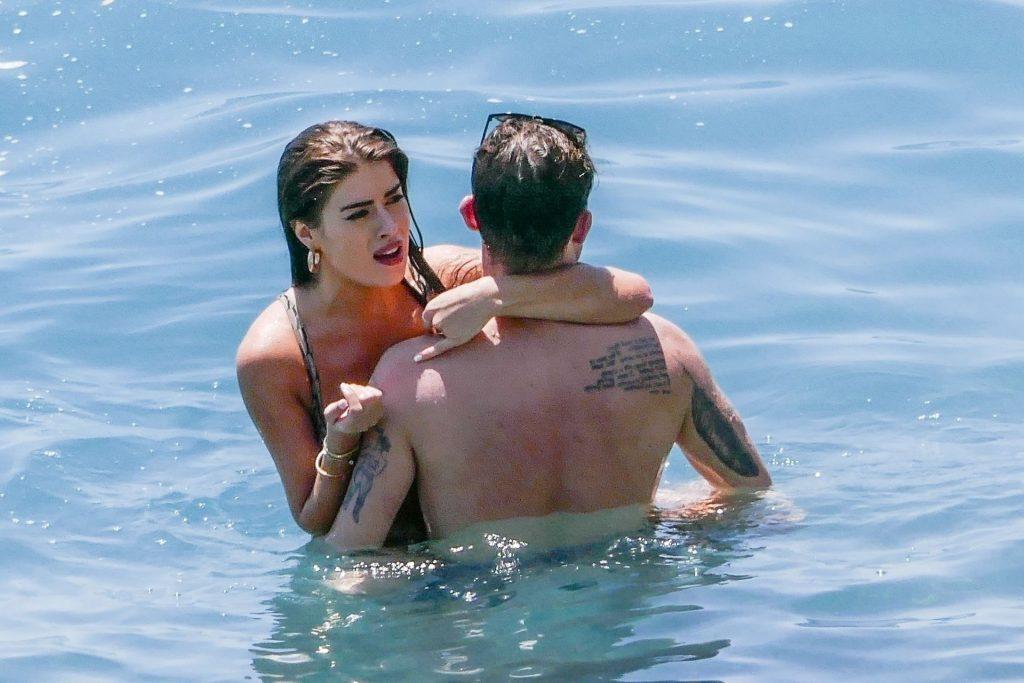 Ed Westwick & Tamara Francesconi Enjoy a Romantic Break in Italy (21 Photos)