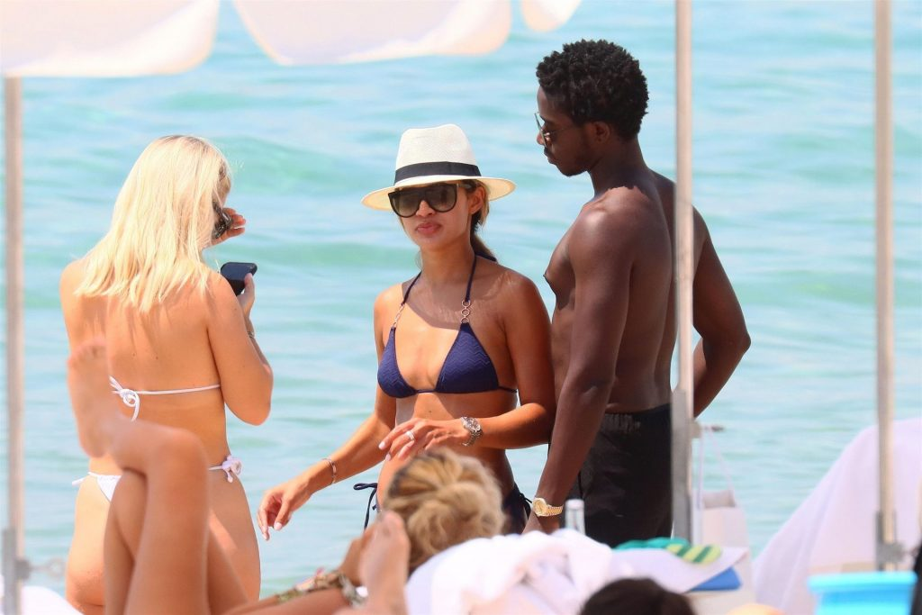 Montana Brown Seems to Have Found New Love with Damson Idris in Cannes (55 Photos)